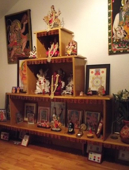 Pooja Room Space Pinterest Room Puja