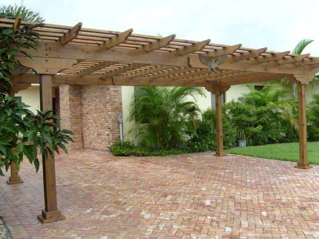 de 10 b sta id erna om pergola carport p pinterest pergolor pergola patio och pergola. Black Bedroom Furniture Sets. Home Design Ideas