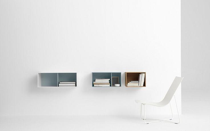 Pastoe - Pastoe Cupboards: Boxes - BOXES_B203. Design: Studio Pastoe - 2011