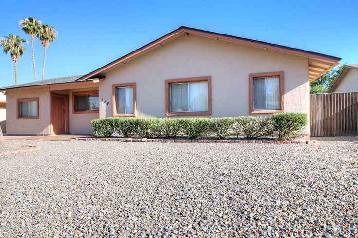 SOLD!508 E Orion St Tempe home for sale.