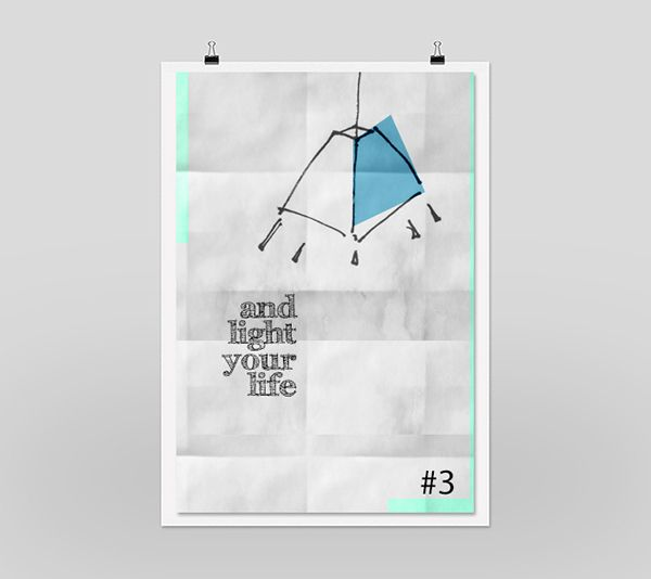 Poster : Enjoy Your Day on Behance