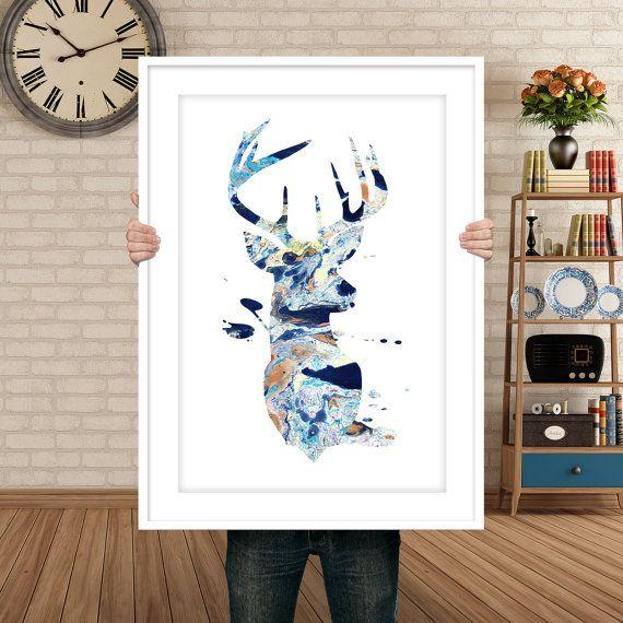 Oh Deer by WildAtArtDesigns on Etsy