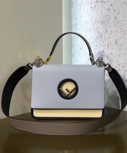 Replica Fendi Kan I Logo Light Blue  6945 2  f586acffd055e