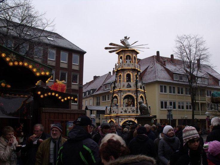 Weihnachtsmarkt. Münster