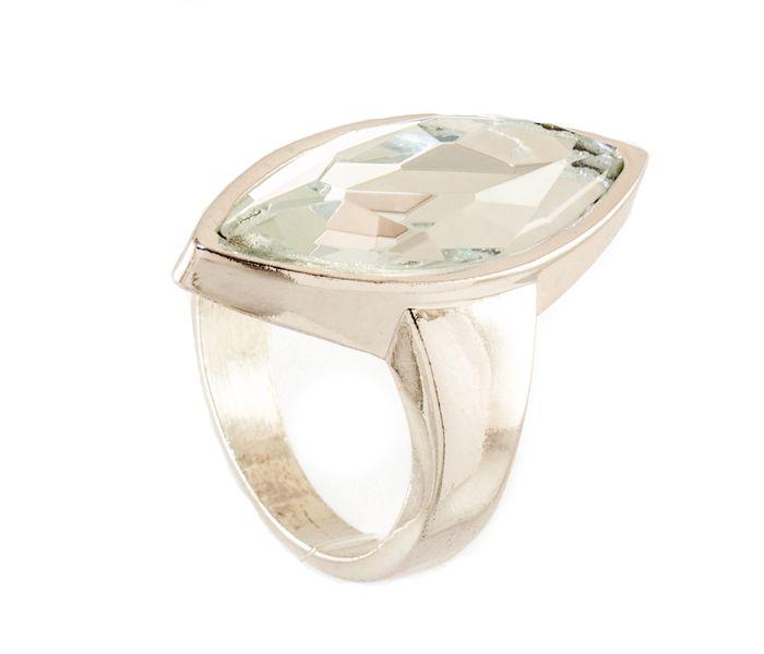 Bizsu Gyűrűk jessica ezüst