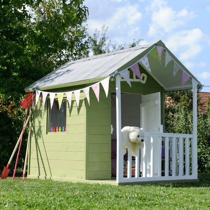 les 29 meilleures images du tableau cabanes sur pinterest cabanes pour les enfants maisons. Black Bedroom Furniture Sets. Home Design Ideas
