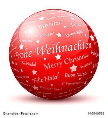 """Frohe Weihnachten in allen Sprachen und Dialekten  Stöbern Sie in unserer Liste mit Übersetzungen von """"Frohe Weihnachten"""" in den meisten Sprachen und Dialekten der Welt. Nutzen Sie unsere Aufstellung über Frohe Weihnachten in allen Sprachen für Ihre Weihnachtsgrüße an Ihre Liebsten und Freunde auf Facebook und überall auf der Welt."""