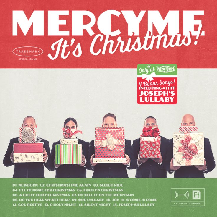 Pizza Ranch debuts MercyMe It's Christmas CD #Review & #Giveaway ending 11/25/15! #MercyMe #PizzaRanch #FLYBY   http://14-in-2014.com/pizza-ranch-debuts-mercyme-its-christmas-cd-review-and-giveaway/