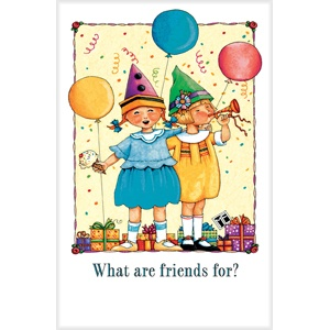 27 best mary engelbreit birthdays images on pinterest mary from shopryengelbreit what are friends for birthday card bookmarktalkfo Image collections