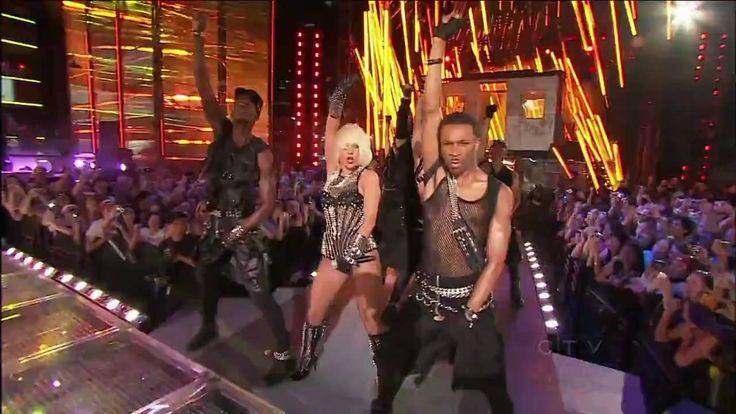 """Lady GaGa - Love Game & Poker Face [Live In Much Music Awards 2009] """"Embora não curta muito a LG, eu adorei essa performance! Achei a coreografia ótima e o medley das músicas também ficou mandado, curte aí!"""""""