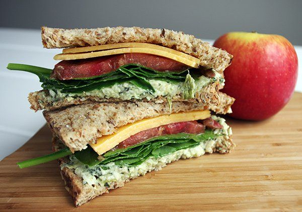 "Top 5 Cheesy Vegetarian Lunch Sandwiches from Tillamook. ""Getting back into the groove after Labor Day is never easy. With school, work, and everything else back in full force, what to pack for lunch can become an afterthought. Not to worry! We're celebrating Vegetarian Awareness Week with five (yep – one for each day!) quick and easy-to-make vegetarian sandwiches."