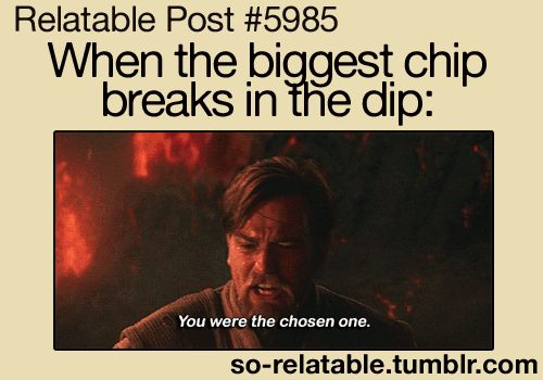 If you haven't seen Star Wars III: Revenge of the Sith, you won't get this..x) but it's soo true!!