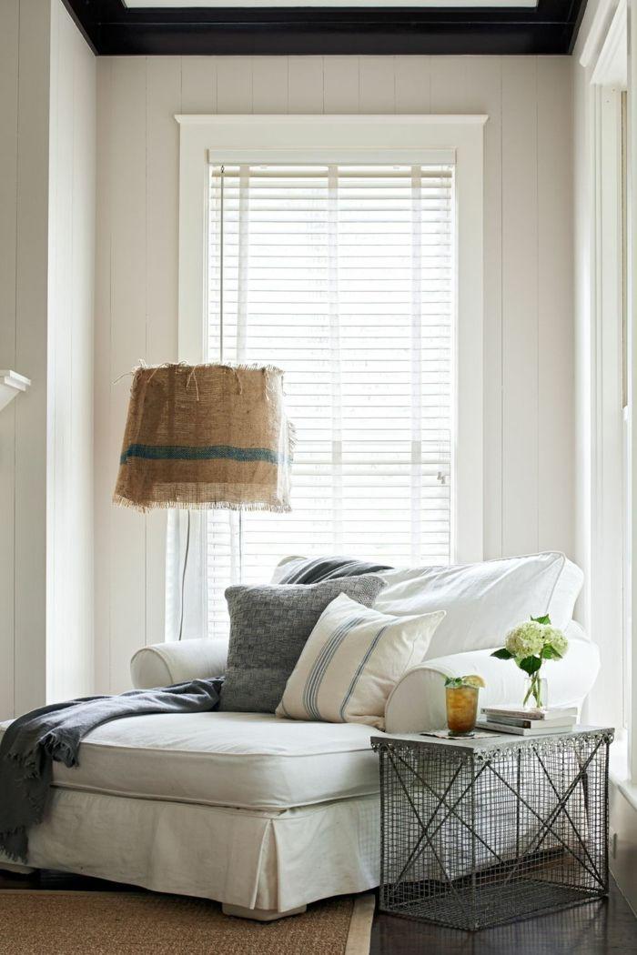 ▷ 1001 + Ideen für moderne Wohnzimmer Landhausstil Einrichtung - farbe wohnzimmer ideen