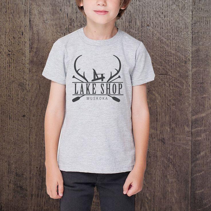 Lake Shop | T-Shirt | Kids