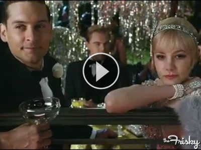 """""""The Great Gatsby"""" Trailer Is Here And We're All Obsessed"""