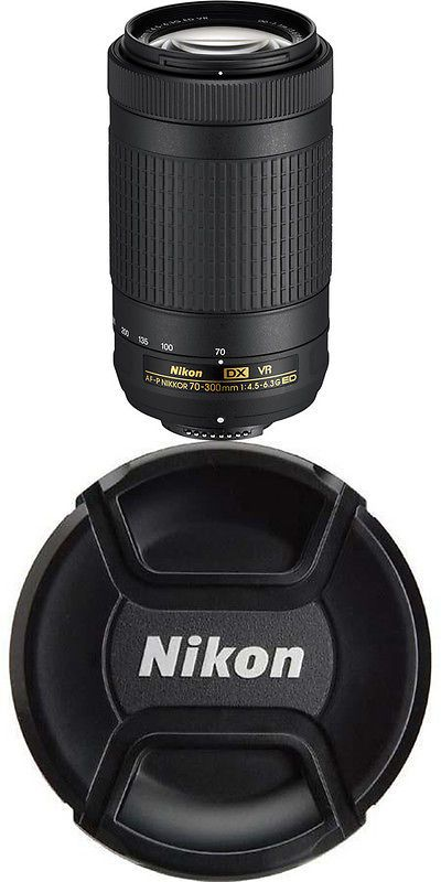 Camera Photo: Nikon Af-P Dx Nikkor 70-300Mm F 4.5-6.3G Ed Vr Lens For Nikon Dslr Cameras -> BUY IT NOW ONLY: $199.95 on eBay!
