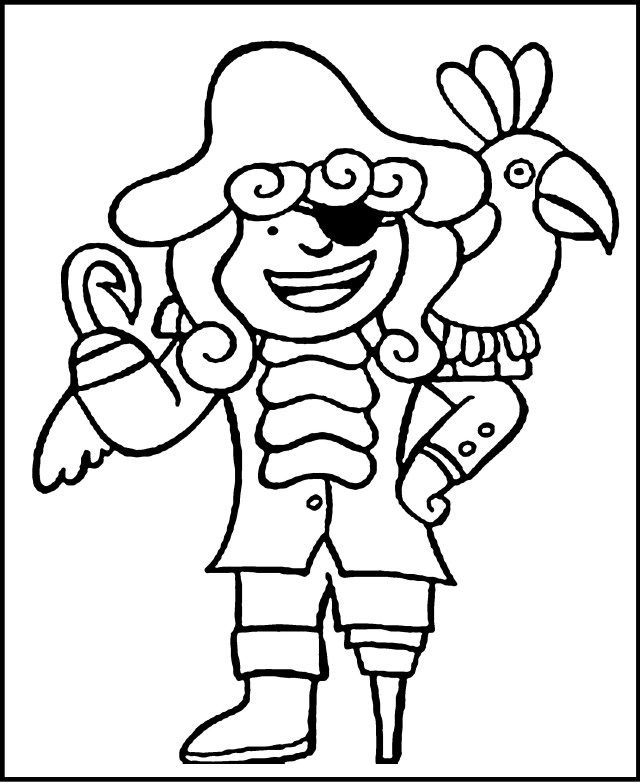 30 Inspired Image Of Pirate Coloring Pages Pirate Coloring