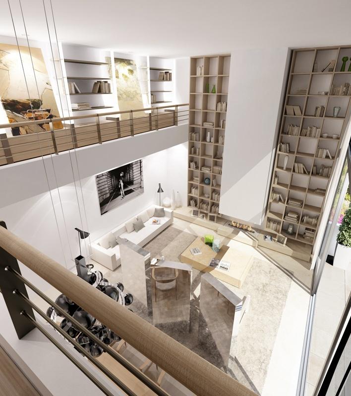 Villa A La Croisette - Cannes - Studio Guilhem & Guilhem - Architecture and Interior Design office
