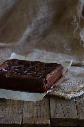 Brownie con galletas oreo de Lorraine Pascale