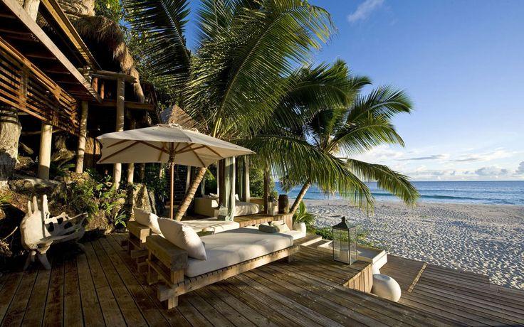 Le plus intimiste : North Island Seychelles