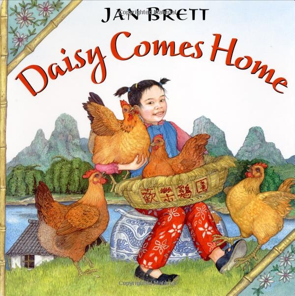 Amazon.com: Daisy Comes Home (9780756950521) good go-along book for FIAR Story About Ping