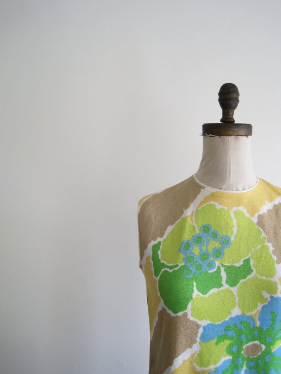 vintage 1960s shirt  MOD ZIO  by TheChurchofVintage on Etsy, $18.00