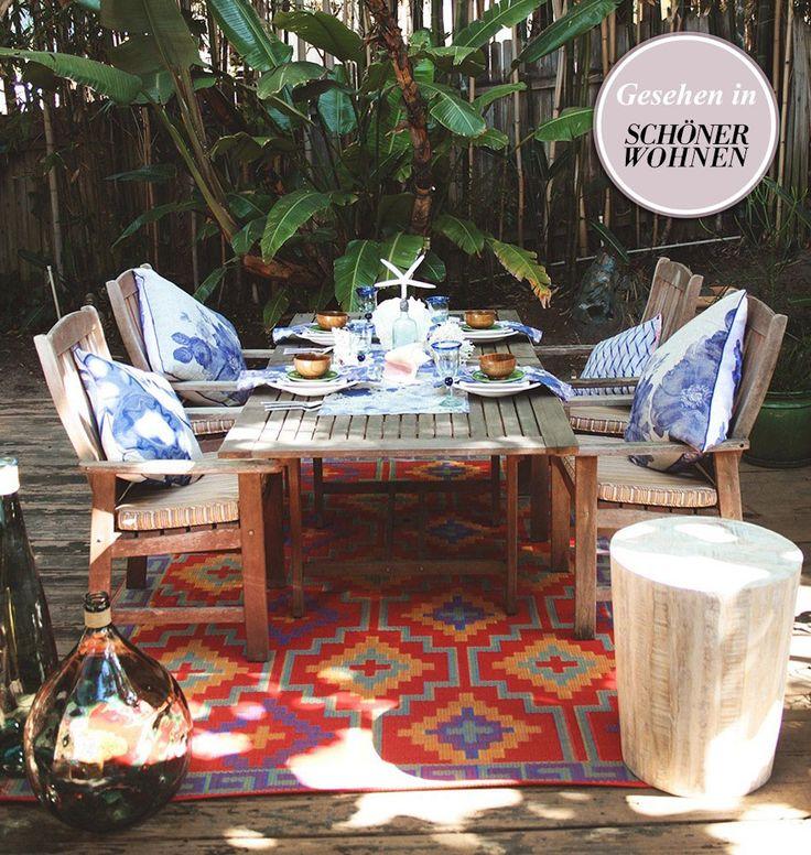 Die besten 17 Ideen zu Balkon Teppich auf Pinterest