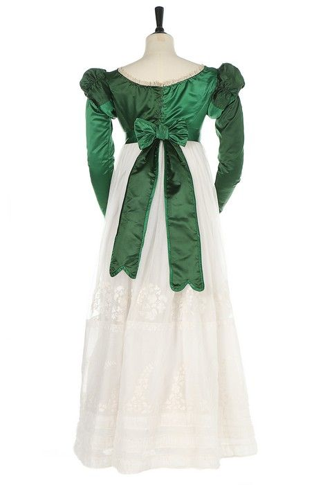 Spencer bodice and skirt ca. 1820 From Kerry Taylor Auctions