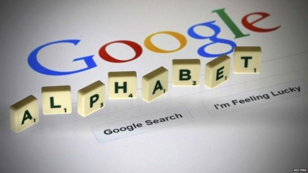 "After the restructuring of ""Alphabet"", Google Shares Spike by 6 per cent"