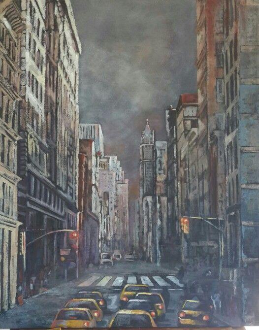 New York by Christine Joubert
