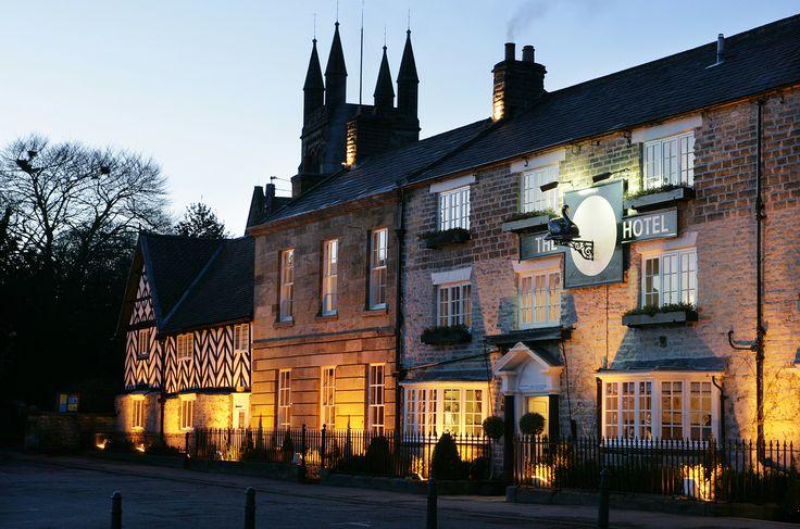The Black Swan Hotel in Helmsley, North Yorkshire