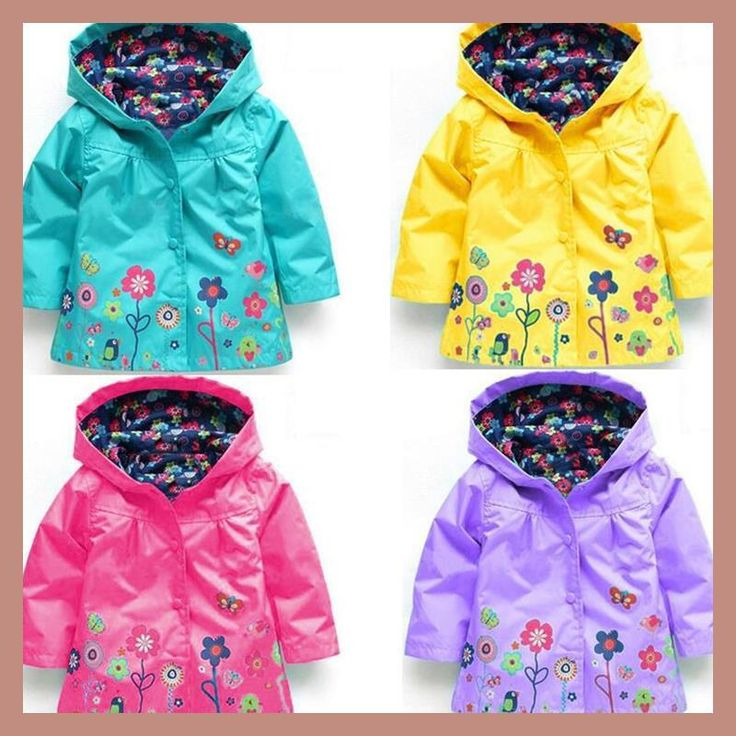 Kids raincoats Vestuario para criancas Casaco infantil bonitos Chaquetas Impermeable a prova de vento Children rainwear coat
