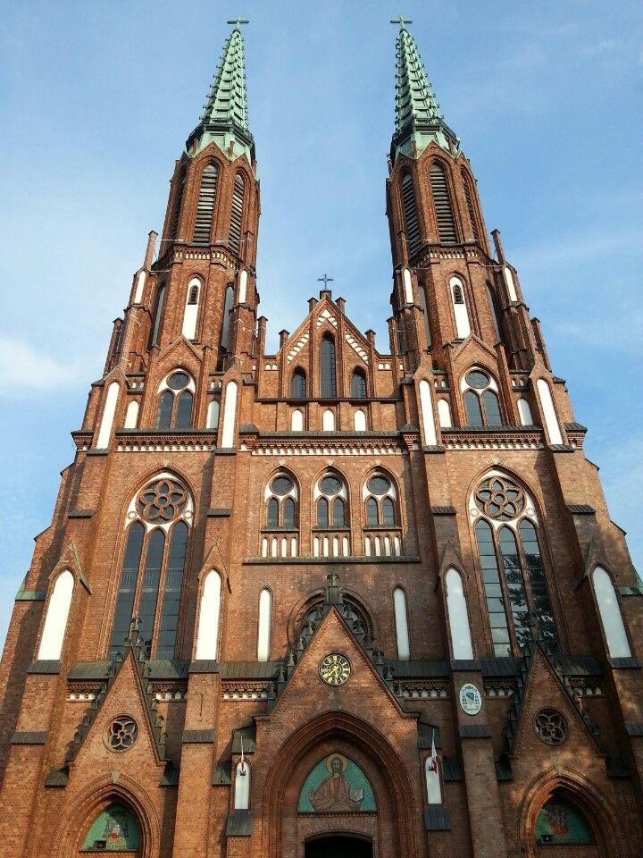Katedra Floriańska , город Warszawa, Województwo mazowieckie