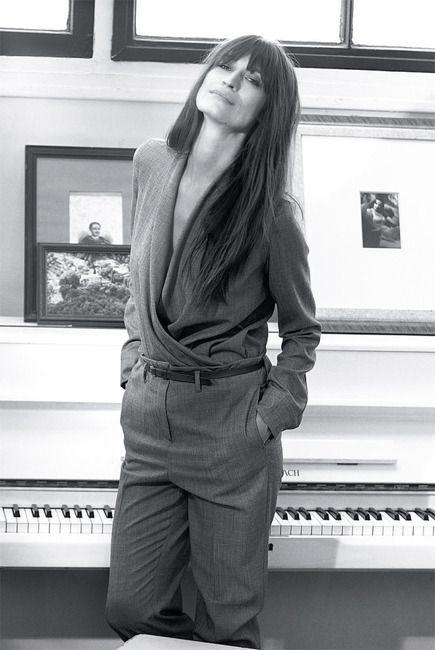 Caroline de Maigret, easy chic - Diaporama photo