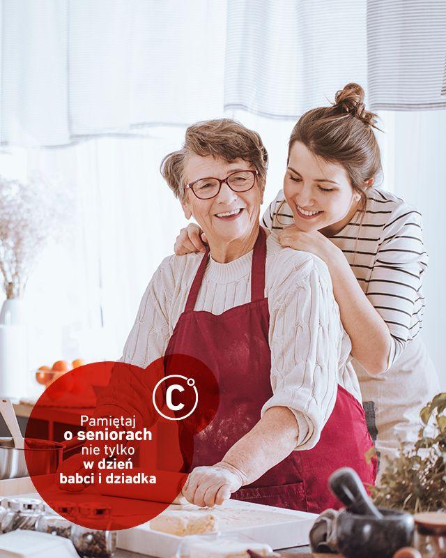 Zbliża się dzień babci i dziadka, ale cóż to za wnuczkowie, którzy o dziadkach pamiętają tylko od święta! Przecież dobrze wiemy, że nie wystarczy odbębnić spotkania - przypomnijcie sobie ile uwagi kiedyś dziadkowie poświęcili Wam, ucząc Was gotowania, podlewania kwiatków, lepienia bałwana czy jazdy na rowerze. Postarajcie się tyle samo uwagi poświęcić na wysłuchanie swoich dziadków teraz, a jeszcze lepiej opowiedzcie o swoim życiu - tego z pewnością są najbardziej ciekawi. Dbajmy o ciepłe…