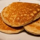 Low-Carb Whey Protein Pancakes