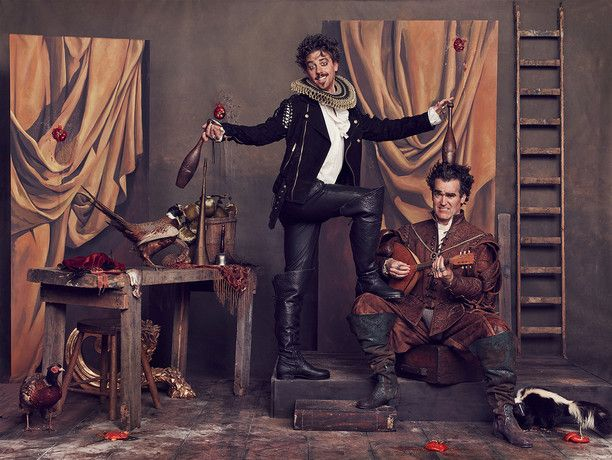 Something Rotten!, the New Broadway Musical That Pokes Fun at Shakespeare | Vanity Fair