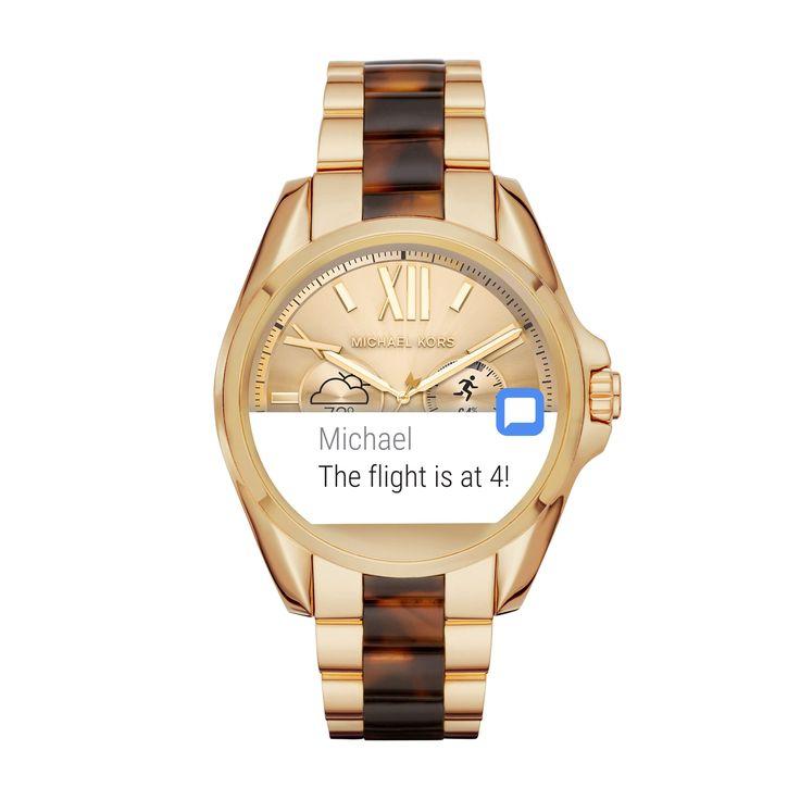 Michael Kors Access Mkt5003 Ladies Bracelet Smart Watch