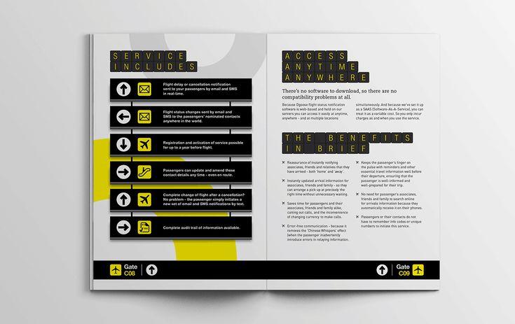 Dgoose Technologies brochure – service by creative design agency hampshire, Faculty Creative
