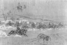 Siege of Yorktown (1862), April 5 - May 4, 1862