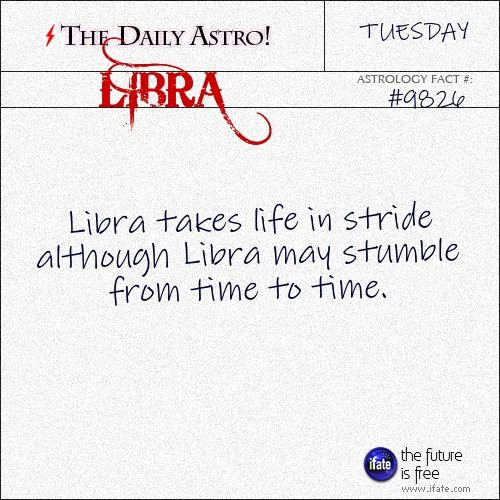 Libra 9826: Visit The Daily Astro for more facts about Libra.