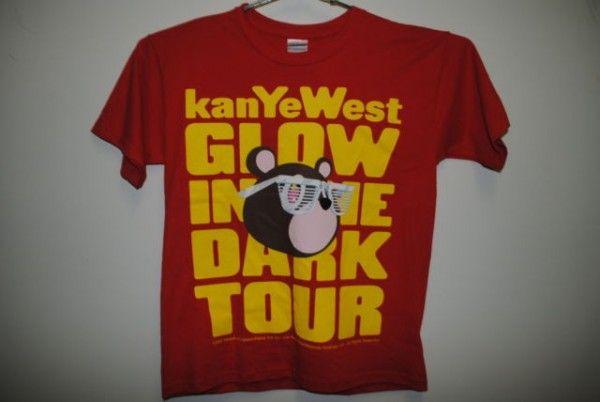 Kanye West Concert Shirt