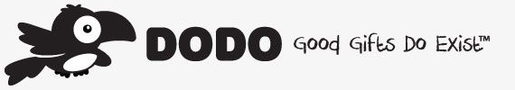 Dodo (Good Gifts do Exsist)   Find the coolest, most unique gifts for every occasion. Finally, a gift idea site that goes above and beyond to bring you unique, unusual, fun, thoughtful and just plain cool gifts you never knew existed.