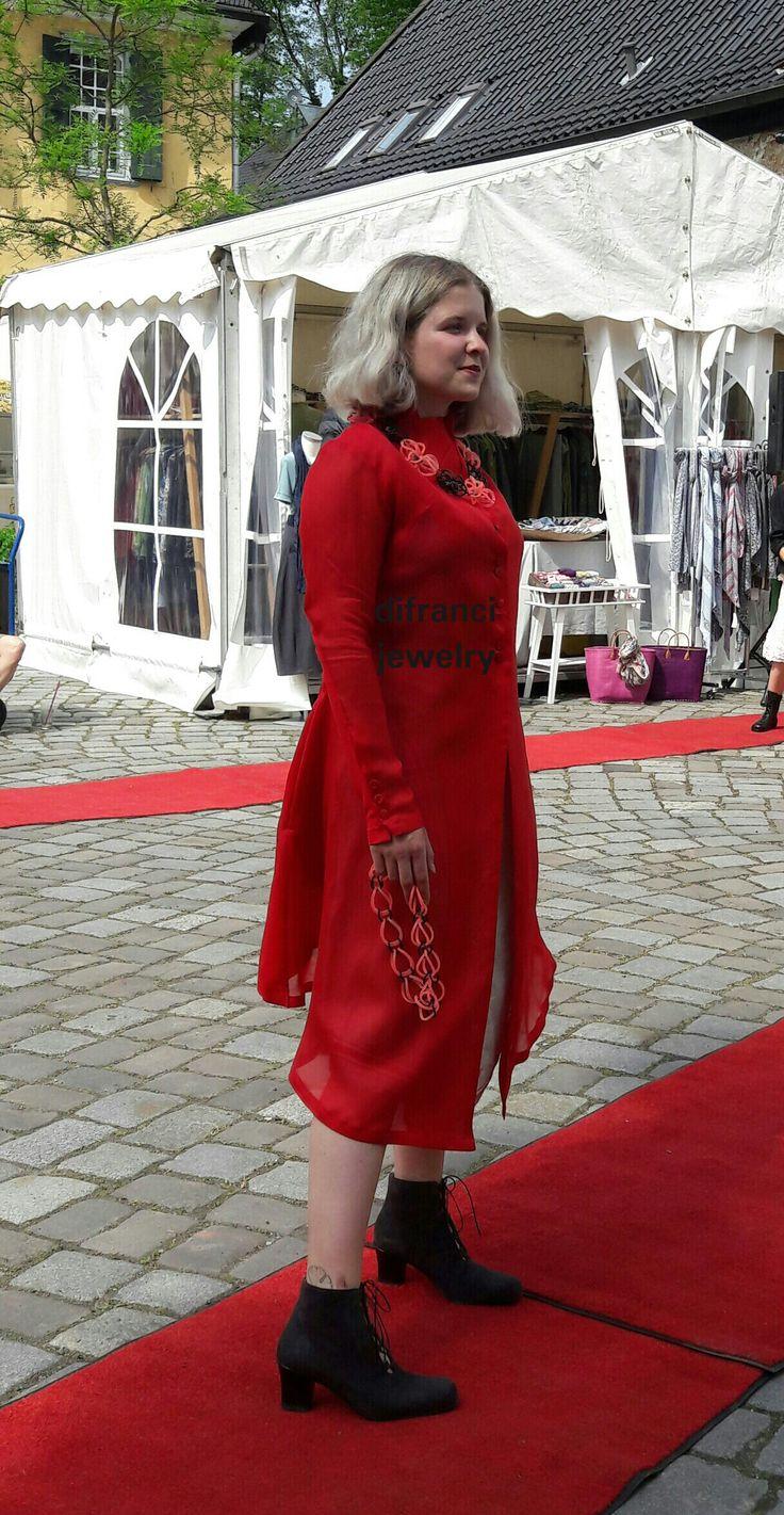 Tuchfühlung fashionshow, Wuppertal 2017