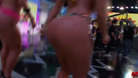 latina girl butt