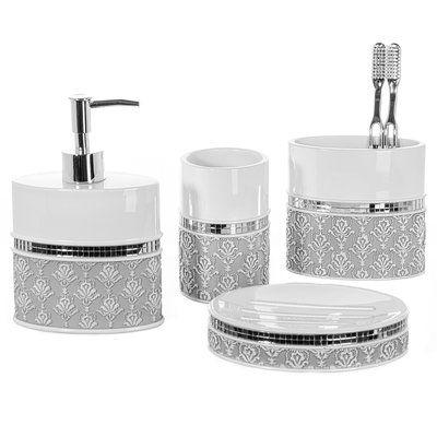 1000+ idéer om badezimmer zubehör set på pinterest | badezimmer