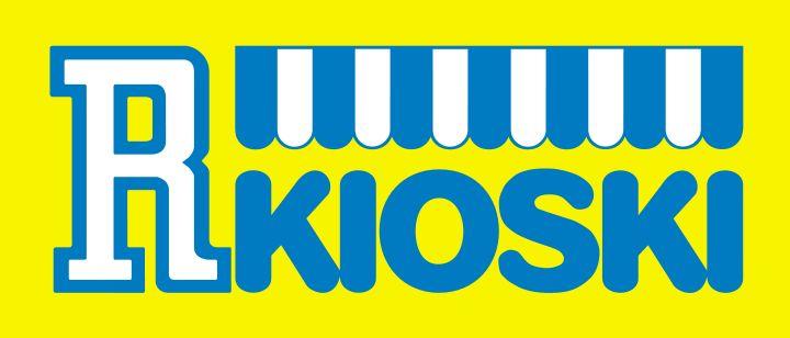 R kioski logo, old