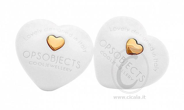 ❤ OPS! Earrings ❤ @ only €28,00 Register NOW on www.cicala.it for discount! White color!
