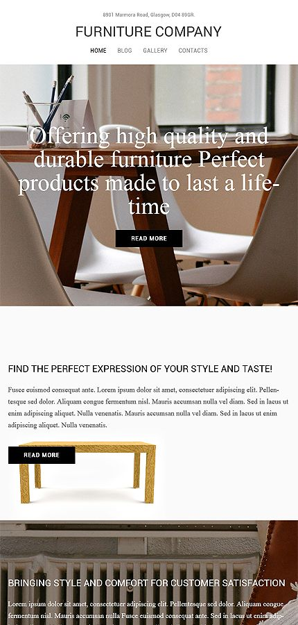 43 best images about home deco web templates on pinterest