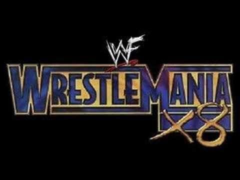 WWF Wrestlemania X8 Theme - YouTube